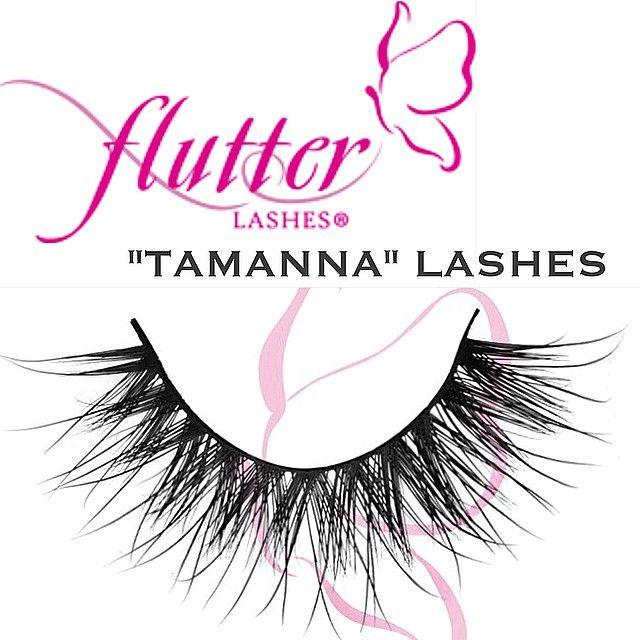 Flutter Lashes - Tamanna