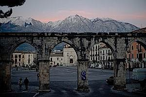 sulmona, italy - i'm actually going to here!!