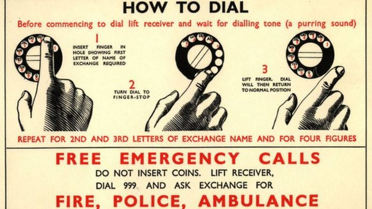 "http://ift.tt/2rTeQM9 when the UK's 999 emergency phone number started in 1937 Britons were told to only use it ""if the matter is urgent; if for instance the man in the flat next to yours is murdering his wife or you have seen a heavily masked cat burglar peering round the stack pipe of the local bank building"""