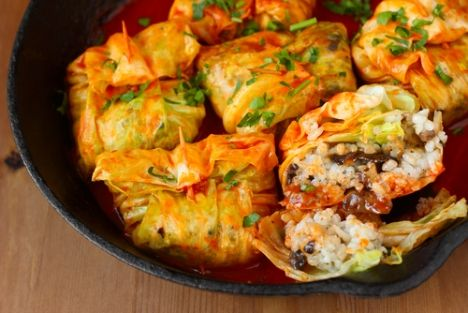How to make Swedish stuffed cabbage rolls - The Local