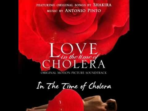 Love in the Time of Cholera Soundtrack Part 1/4 - YouTube