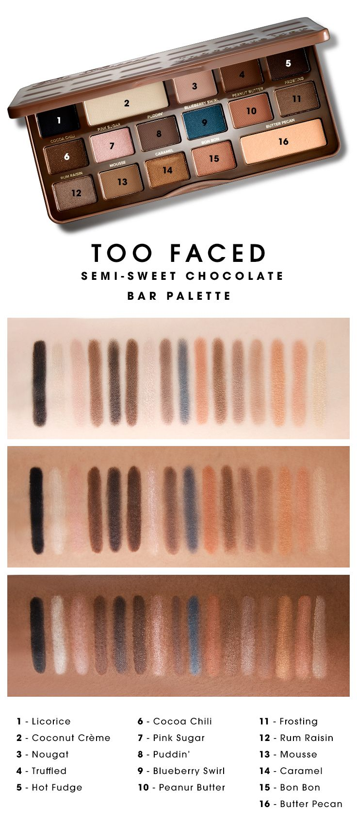 Best 25+ Too faced blush palette ideas only on Pinterest | Faces ...