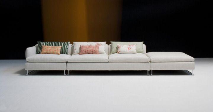 MOROSO - divano Shanghai Tip di Patricia Urquiola