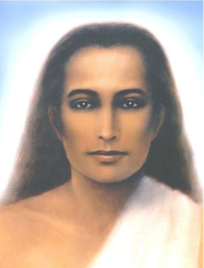Mahavatar Babaji and the Golden Body of Light