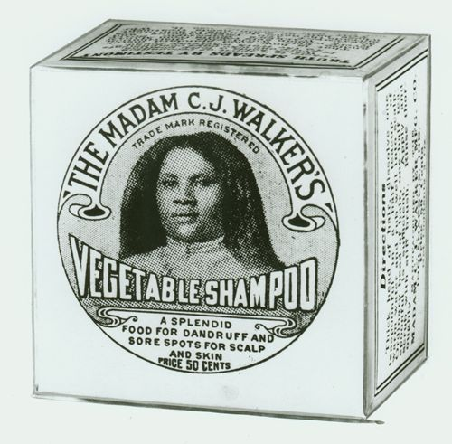 madam cjwalker shampoo