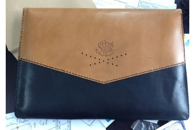 "Leather Envy - for Macbook Air/Pro 13"" by Savior Brand Co"