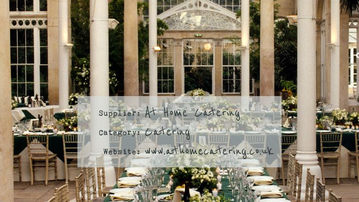 RMW Rates � At Home Catering