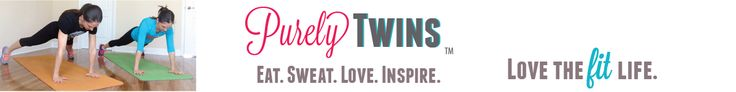 Purely Twins recipes section (gluten free, dairy free)
