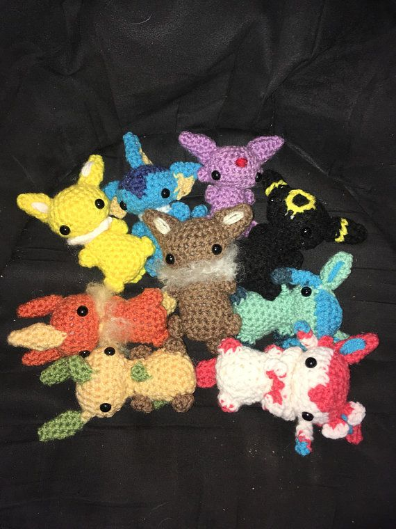 CROCHET PIKACHU & POKEBALL patterns set - Pokemon Amigurumi Pdf ... | 760x570