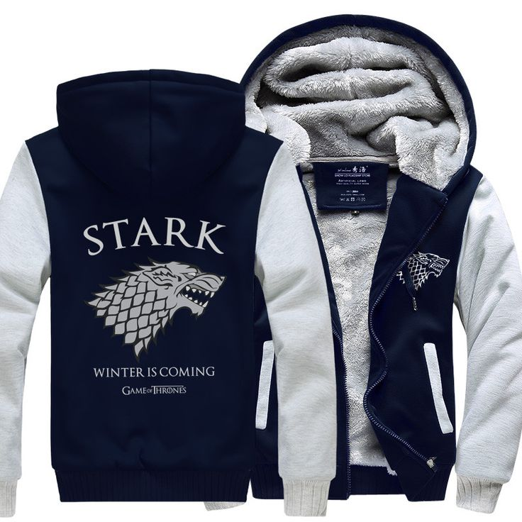 Game of Thrones - Stark, Winter is Coming - Designer Sweatshirts