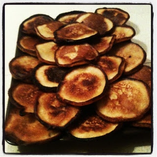 Racuszki jabłkowe na zabicie głodu.