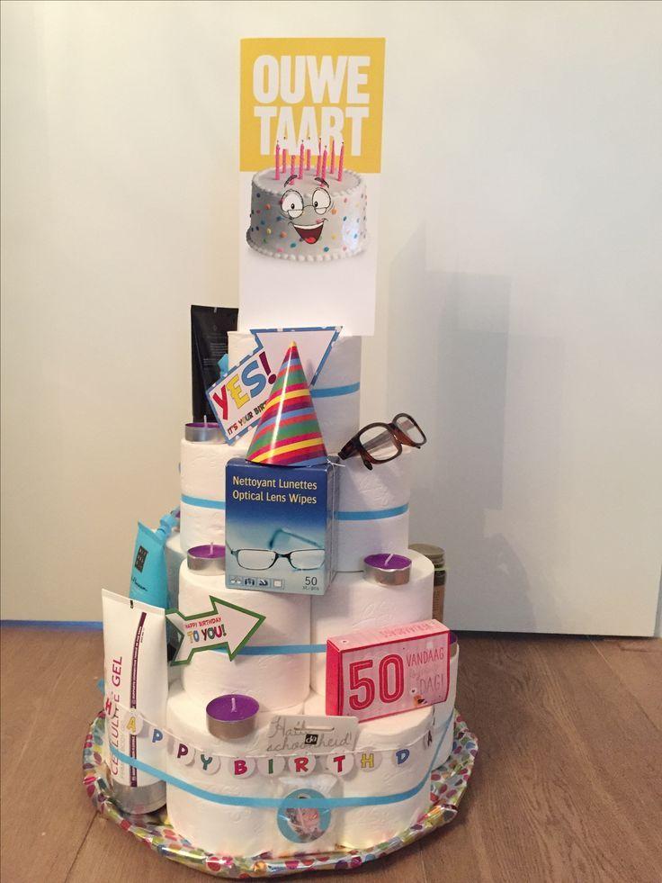 Nieuw Kado Voor Sarah 50 Jaar #RAK67 | 50ste verjaardagsfeest TZ-41