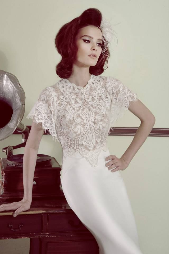Inbal Raviv Bridal Collection – 2014