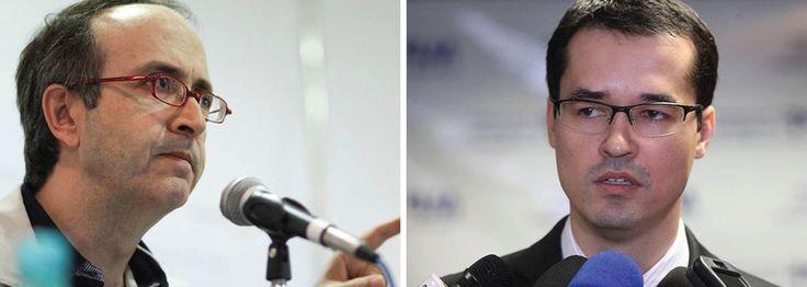 Deu a louca no Golpe, colunista da VEJA diz que Procurador da Lava Jato é petista