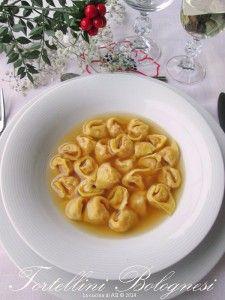 I tortellini bolognesi La cucina di ASI ©2014 natale