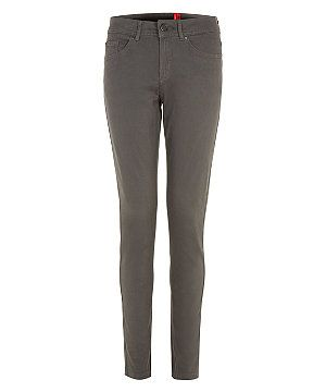 Grey supersoft skinny jeans
