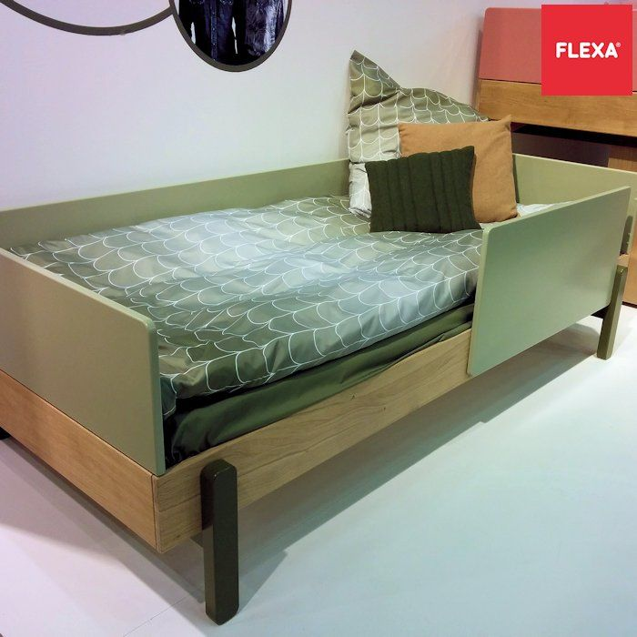 The new Flexa popcicle beds and furniture
