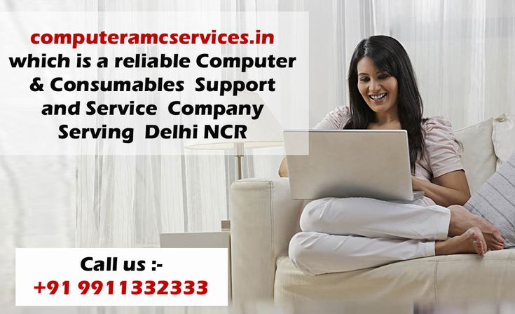 If you are looking for computer repair & Computer AMC service in Delhi, Noida, Gurgaon, then you should contact the experts at computeramcservices.in/ at door step service @ +91 9911332333  # https://goo.gl/iFTl4E