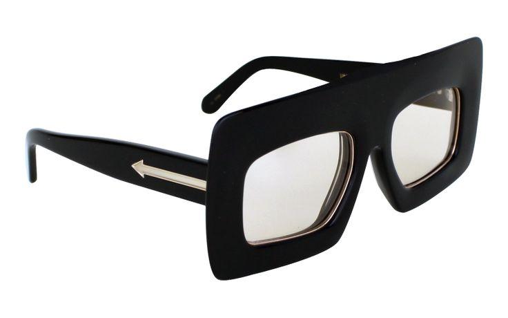 Think Big - Oversized sunglasses are in this #aw14! Karen Walker Enlightened 1401517