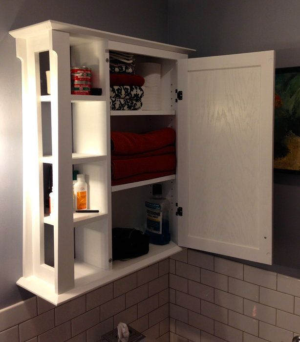 Bathroom wall cabinet - exactly what i want!
