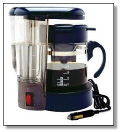Battery Operated Coffee Maker For Camping