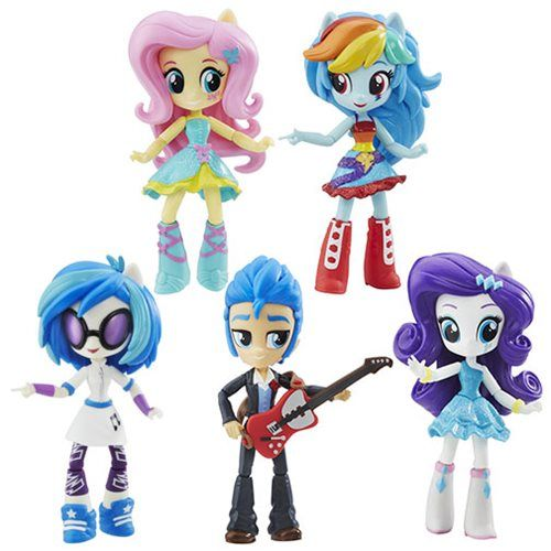 My Little Pony Equestria Minis Mini-Figures Wave 2 - Hasbro - My Little Pony - Mini-Figures at Entertainment Earth
