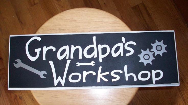 Grandpa Father's Day Crafts