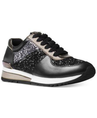 MICHAEL Michael Kors Allie Wrap Trainer Sneakers | macys.com