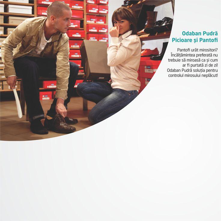 https://www.odaban.ro/cum-oprim-mirosul-picioarelor/ Cel mai eficient tratament pentru mirosul picioarelor si impotriva mirosului neplacut din pantofi! Rezultat garantat sau banii inapoi, imediat !