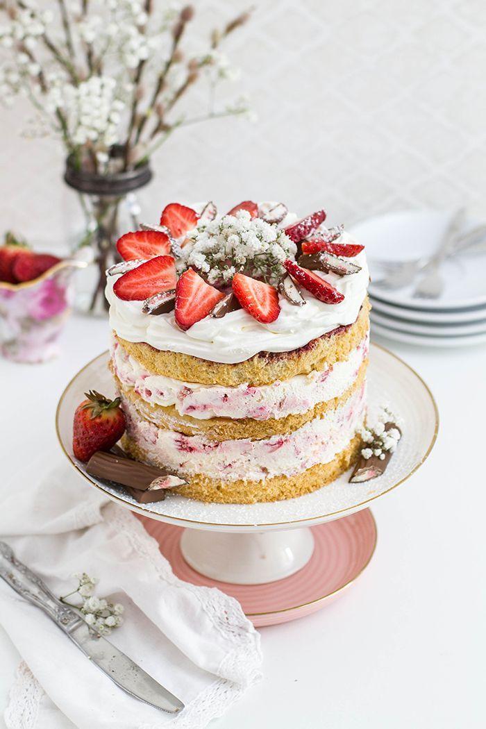Yogurette Torte Yogurette Torte Ohne Backen Yogurette Torte Und Torten Rezepte
