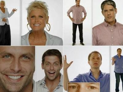 Rede Globo anuncia novidades para sua programação em 2013. Com mudança de direção, emissora apresenta um novo ritmo.