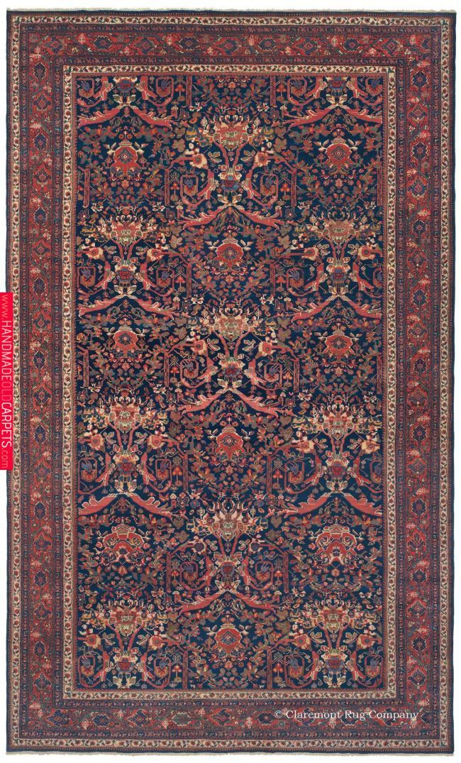 Sultanabad West Central Persian 10ft 5in X 17ft 3in Circa 1910 Rugs On Carpet Rugs Persian Rug