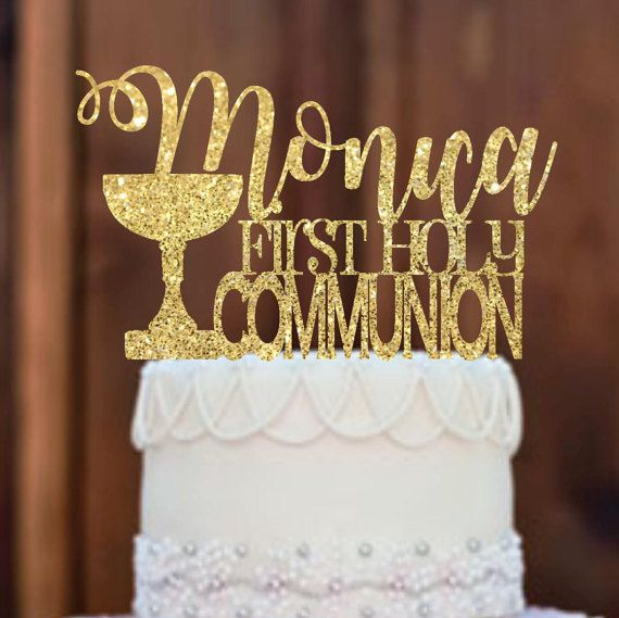 1000 ideas about communion cakes on pinterest holy communion cakes first communion cakes and - Holy communion cake decorations ...