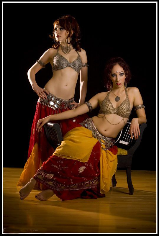 Hairy pussy belly dancer