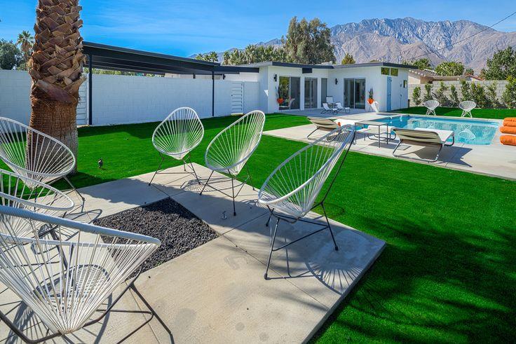 125 best images about mid century exterior design on pinterest for Palm springs landscape design