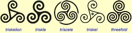 Representação dos Três Reinos   O número três nos liga aos reinos do Céu, da Terra e do Mar – elementos que compunham o mundo celta – e por sua vez, formavam os Três Reinos, vistos da seguinte forma:   - O Céu, que está sobre nossa cabeça e nos oferece o Sol, a Lua, as estrelas e as chuvas que fertilizam a terra. Representa a luz, a inspiração (o fogo na cabeça) e os Deuses da criação.  - A Terra, que está sob nossos pés e nos dá o alimento, nos abriga e faz tudo crescer - são as raízes…