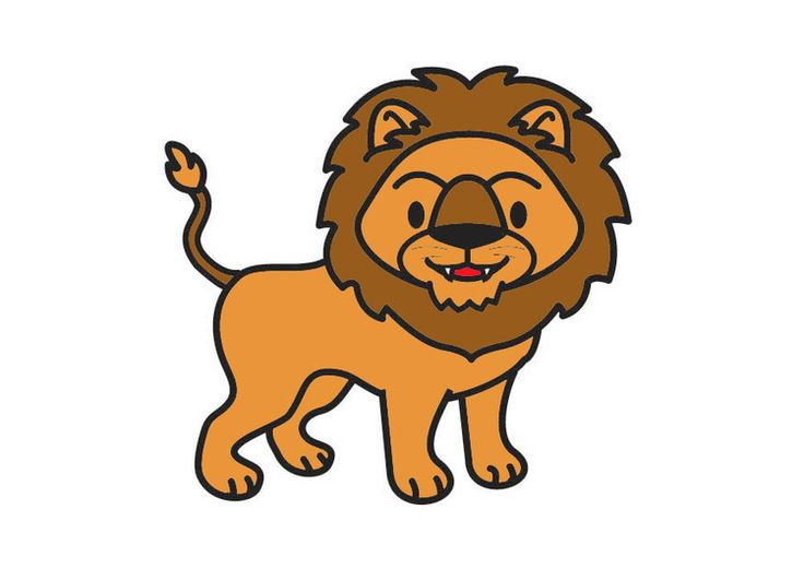 Afbeelding leeuw