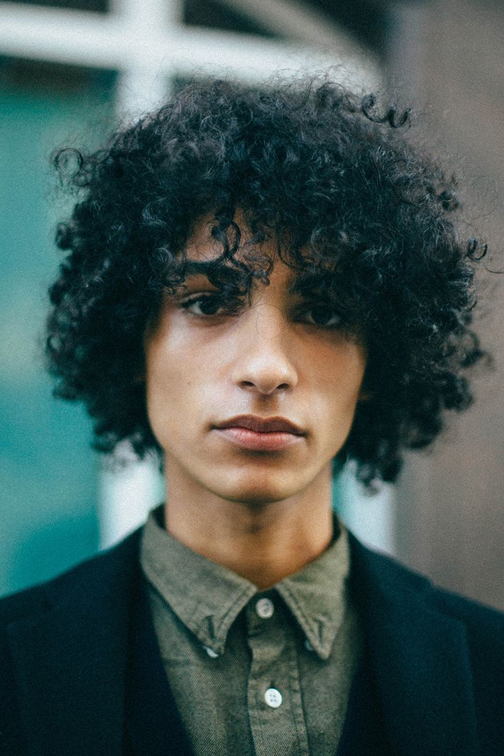 55 men s curly hairstyle ideas photos inspirations - Black Boys Tre Samuels By Annabel Lake Fucking
