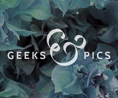 Flowers, logo. http://www.geeksandpics.com/