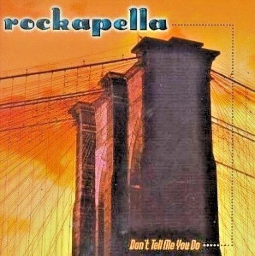ROCKAPELLA~CD~DON'T TELL ME WHAT TO DO~Tell Me You ~ CD music~GIFTBAGGED XMAS #DooWop