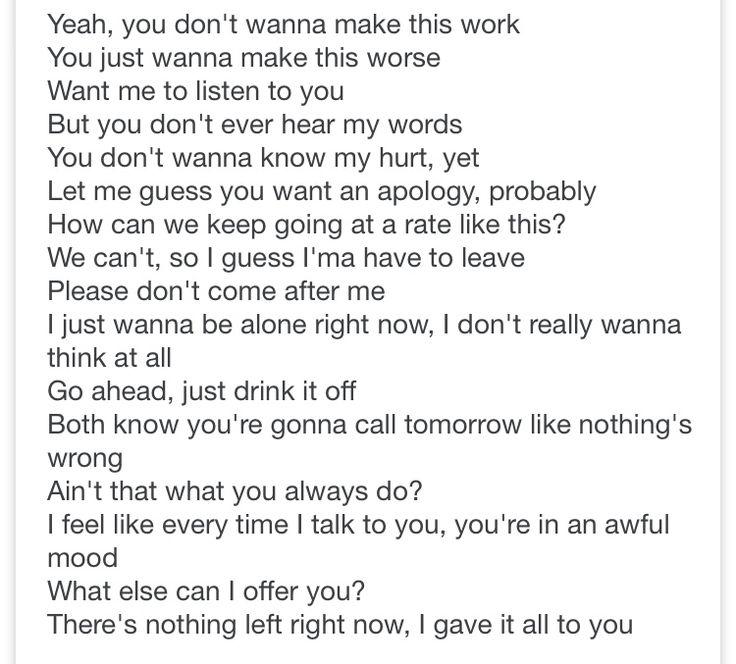 Lyric loving touching squeezing lyrics : 683 best Lyric whore images on Pinterest | Music lyrics, Lyrics ...