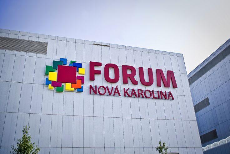 OC FORUM NOVÁ KAROLINA....www.3p.cz