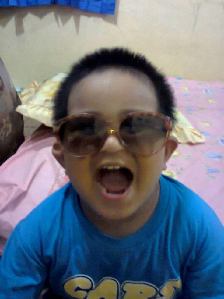 #twins #cousin #big #1st #handsome #happy