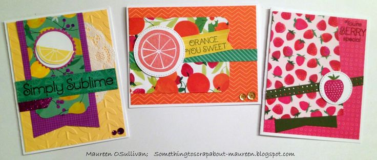 Let's Give 'em Something to Scrap About!: CTMH National Scrapbooking Month Blog Hop