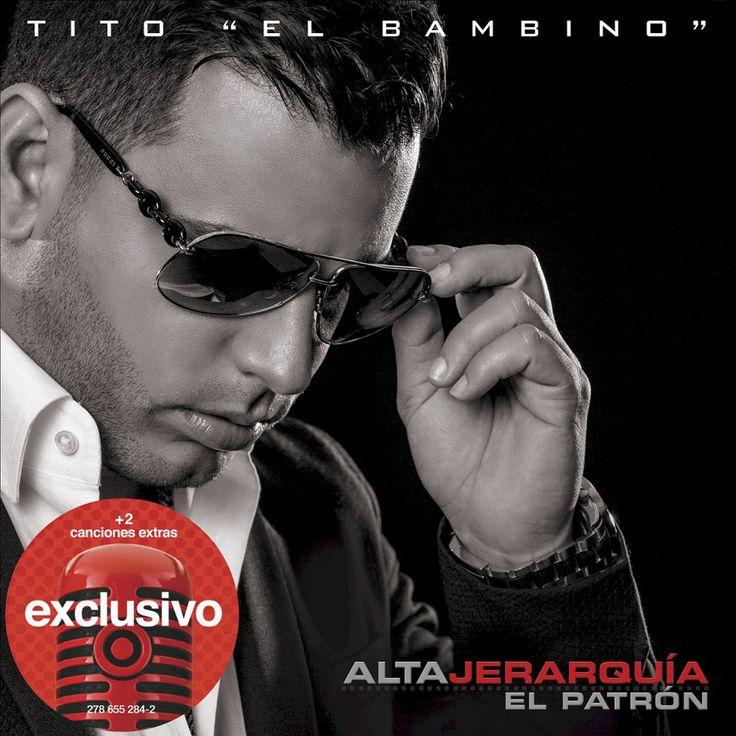 Caratula Frontal de Tito El Bambino - Alta Jerarquia (Deluxe Edition)