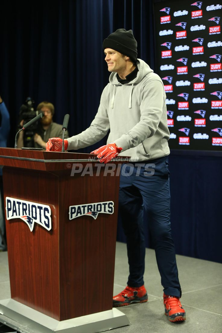 AFC Championship Week Media Access and Practice Photos | New England Patriots