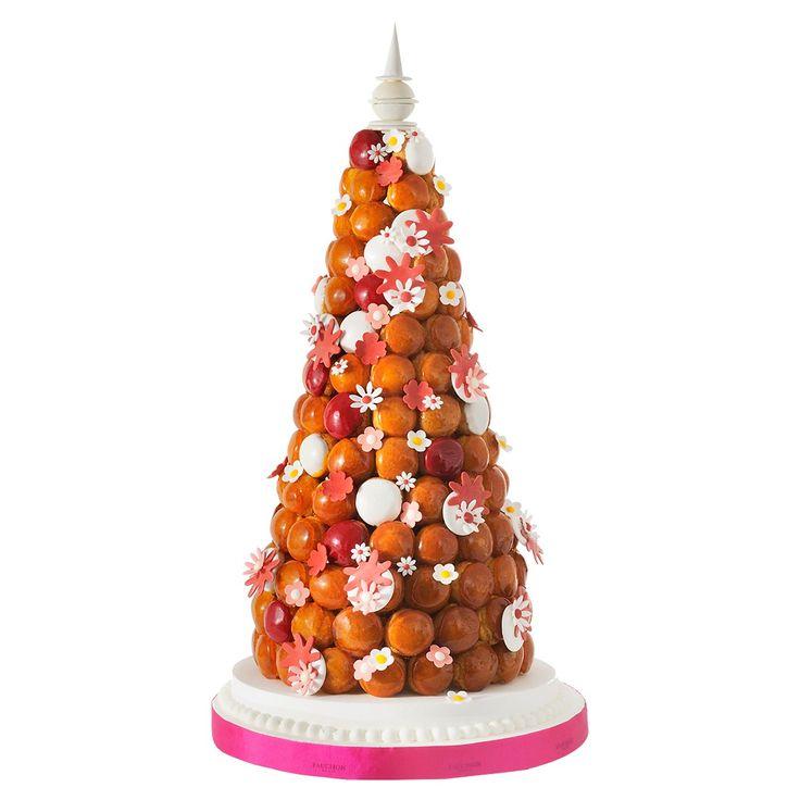 Wedding Cake Chou
