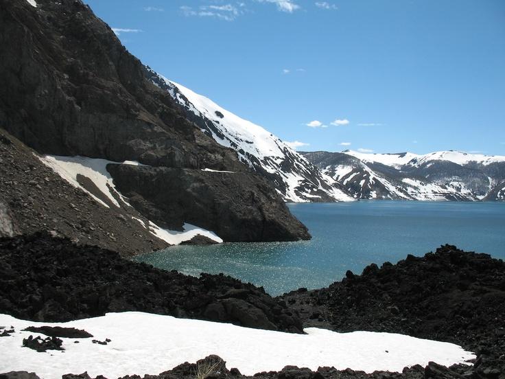 Laguna del Laja National Park, Chile