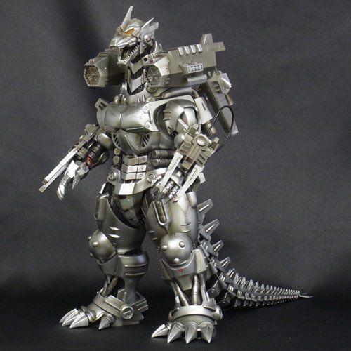 Mechagodzilla-Type-3-Kiryu-Kai-Heavy-Equipment-Figure-X-Plus-Japan-EMS-F-S-NEW