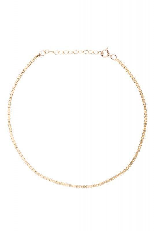 By Boe Armband Venezianerkette vergoldet Armschmuck Armbänder